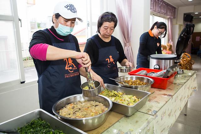 菜色豐富,每天四菜一湯是長者均衡飲食的來源。, Canon EOS 5D MARK III, Canon EF 24-70mm f/2.8L