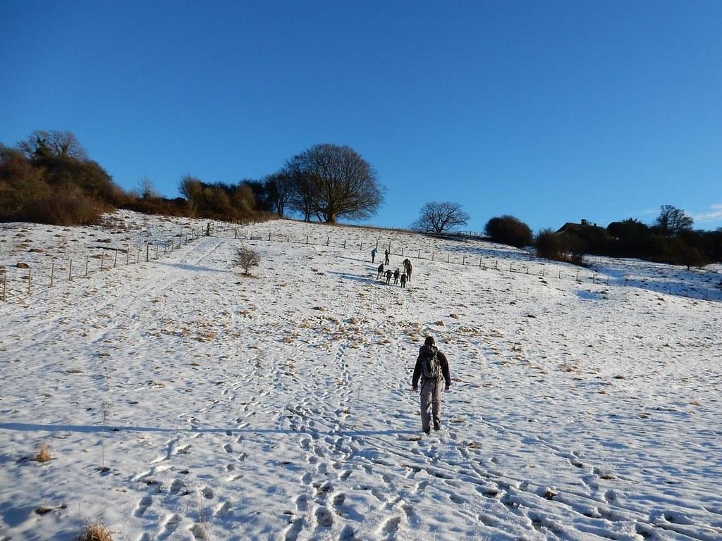 A climb Lenham to Charing
