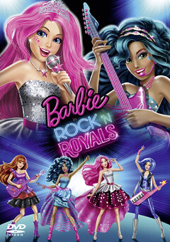 Assistir Filmes Barbie Rainhas do Rock Dublado