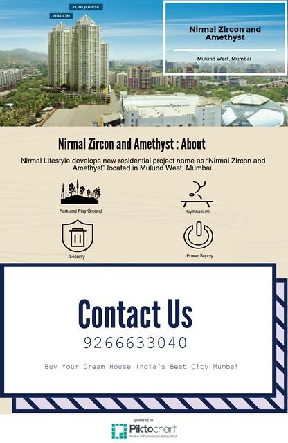 Nirmal Zircon and Amethyst Mulund West,Mumbai