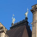 ภาพของ Hôtel de Ville ใกล้ ปารีส. paris parís parigi parijs paryż paříž iledefrance france francia frança frankrijk frankreich frankrig frankrike francja francie saintmerri 4earrondissement architecture december2016 hôteldeville mairie cityhall théodoreballu ballu édouarddeperthes deperthes eclecticism eclectisme neorenaissance