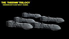 The Thrawn Trilogy - Dreadnought - Katana Fleet