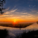 Sunrise in Holland....IV by betuwefotograaf