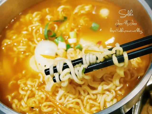 中山站韓式料理年糕 (4)