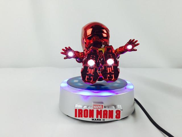 【官圖公開 & 會場限定資訊】Egg Attack 鋼鐵人 Mark III 磁浮版(會場限定)