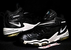 Air Griffey Max III Black/Metallic Silver