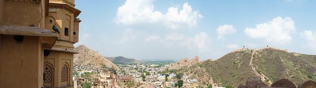 Amer Fort Panoramic