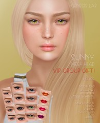 Genesis Lab Group Gift_Sunny mesh head