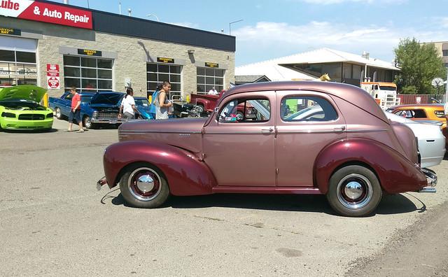 1940 Willys Deluxe