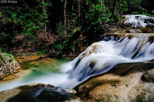 longexposure water river waterfall nikon cascade vanuatu portvila nd1000