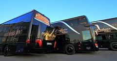 Do Švýcarska luxusními autobusy Nobless line.