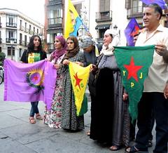 Apoyo a Suruç y Kobane 001