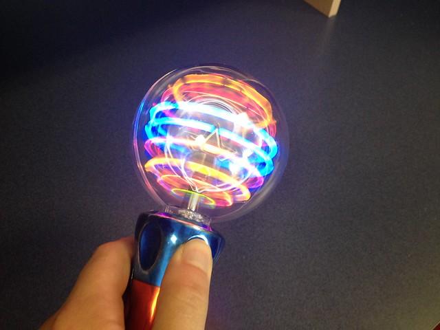 Light Spinner 2