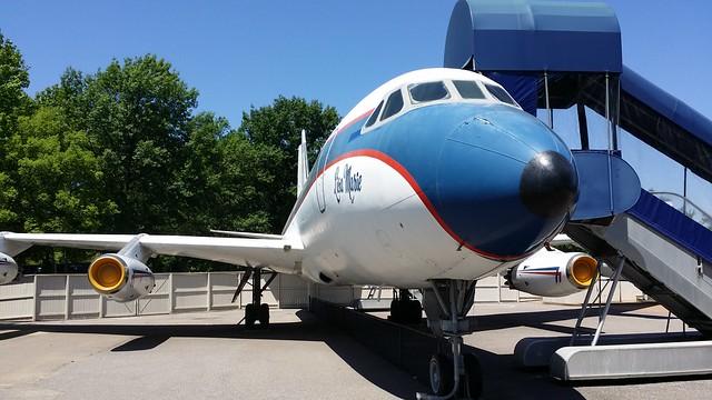 Elvis' Lisa Marie Jet #3