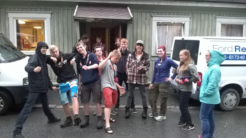 Zomerkamp Rowans 2015 - Noorwegen