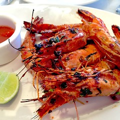 shrimp, meal, caridean shrimp, lobster, crustacean, seafood, food, scampi, dish, cuisine,