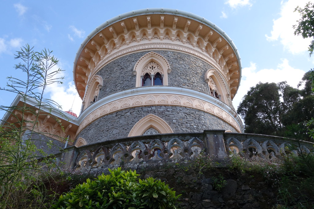 Monserrate Palace/Palacio de Monserrate, Sintra, Portugal