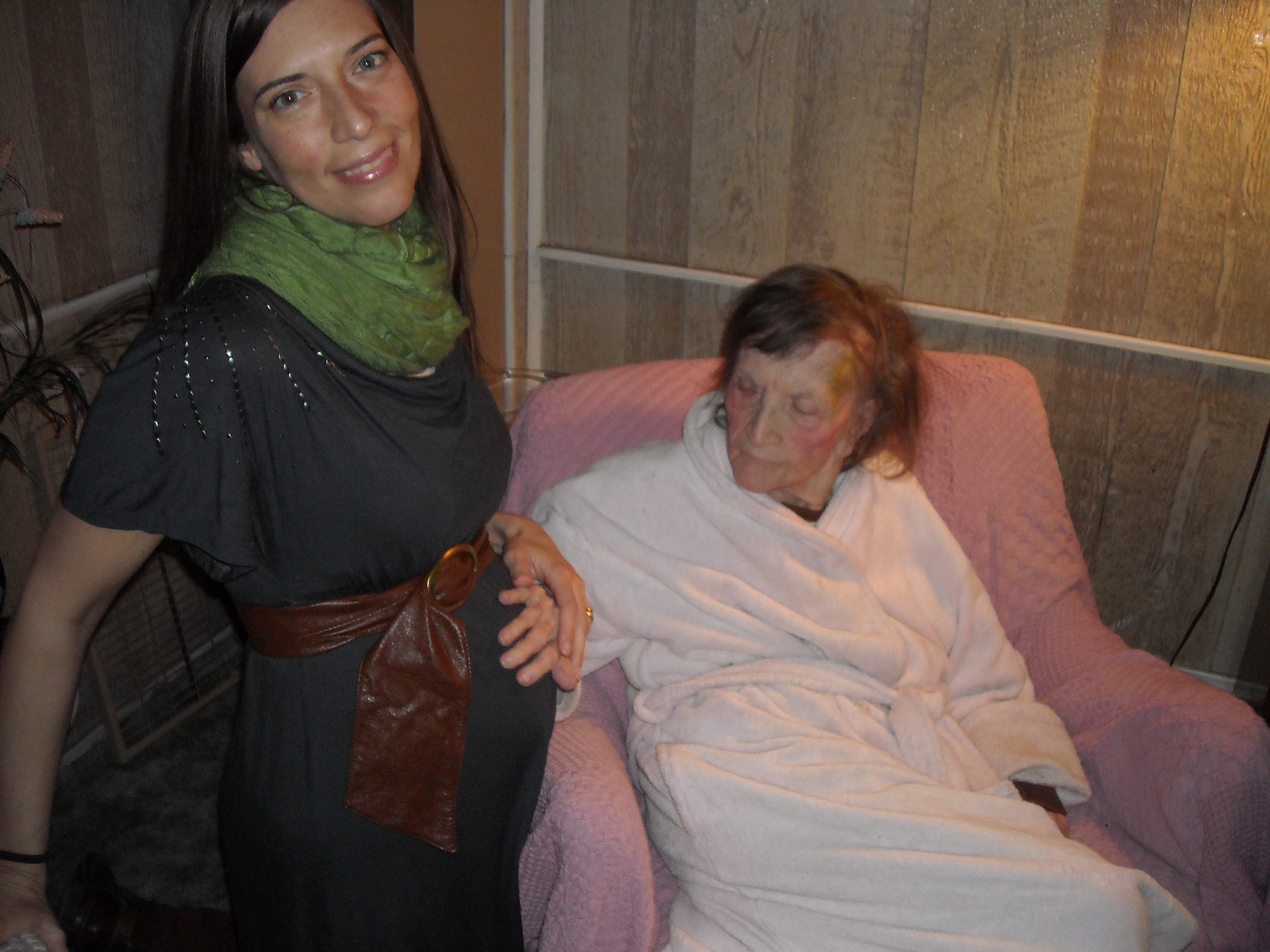 grandma and me_2