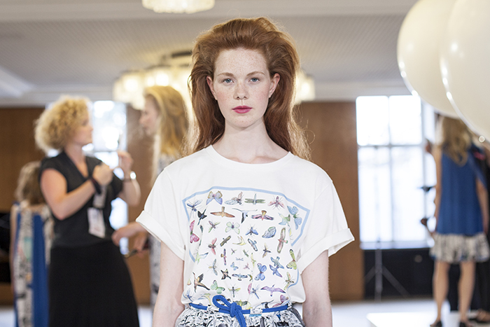 Vonschwanenflügelpupke auf der Berliner Fashion Week 2015
