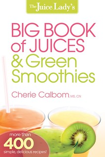 bog book of juices & green smoothies