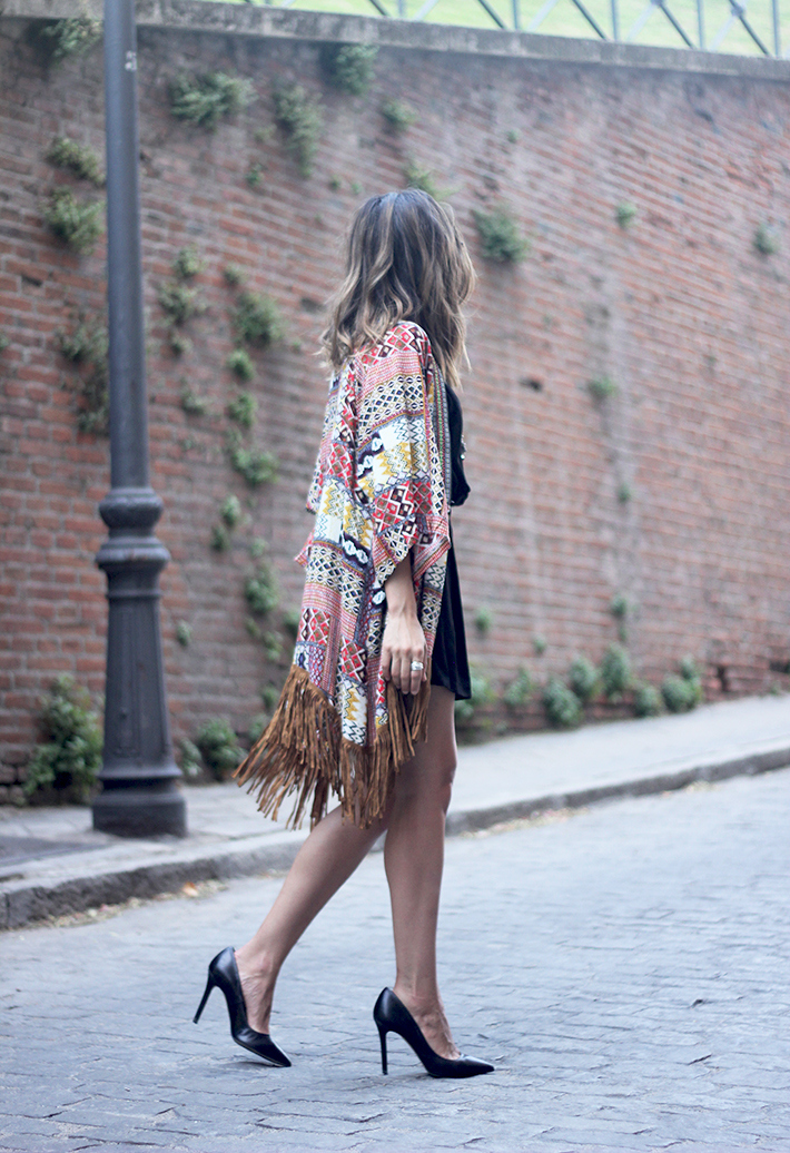 Kimono With Black Jumpsuit07