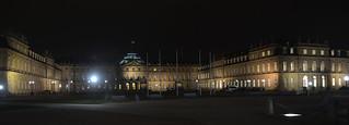 Image of Schlossplatz. stuttgart neuesschloss schlossplatz