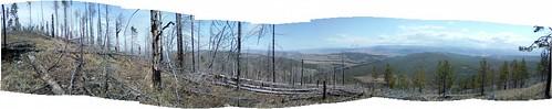 горы панорама путешествие