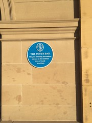 Photo of South Bar, Leeds blue plaque