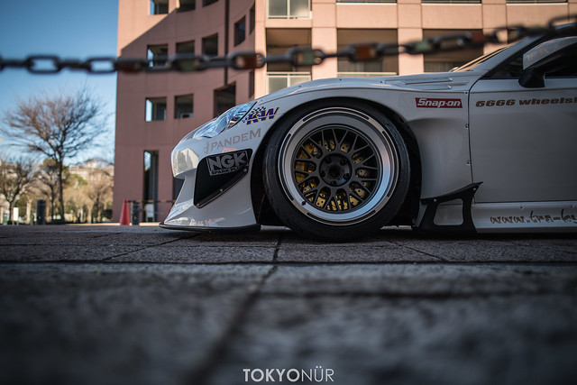 Weapon of Choice // Rocket Bunny Pandem FRS / BRZ Version 3