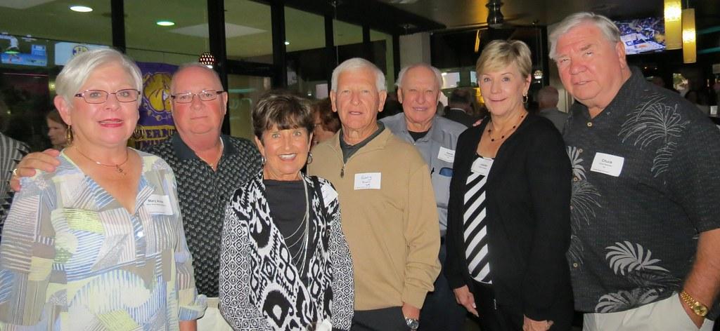 Ft. Myers Alumni & Friends Social, 1/28/17