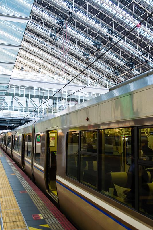 JR Osaka / 大阪車站