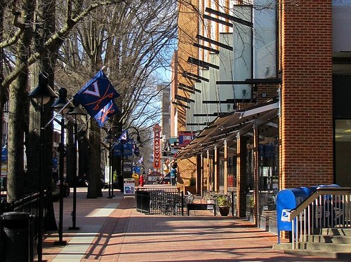 downtownmall charlottesville virginia