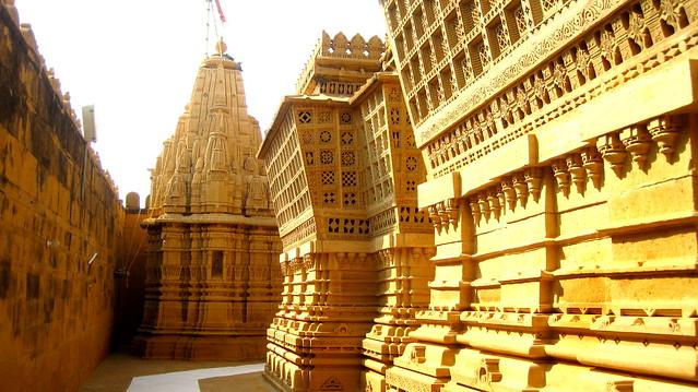 Lodhruva Jain Temple