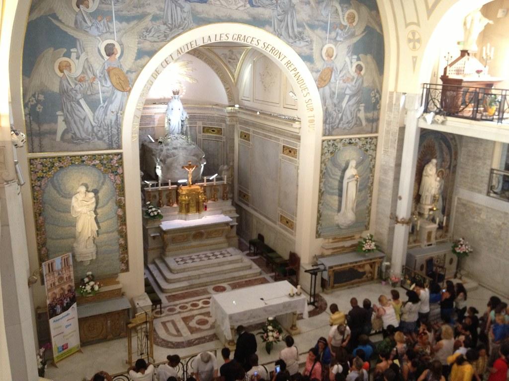 Chapelle Notre Dame de la Medaille Miraculeuse (PARIS,FR75)