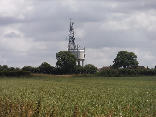 Water Tower in Great Offley