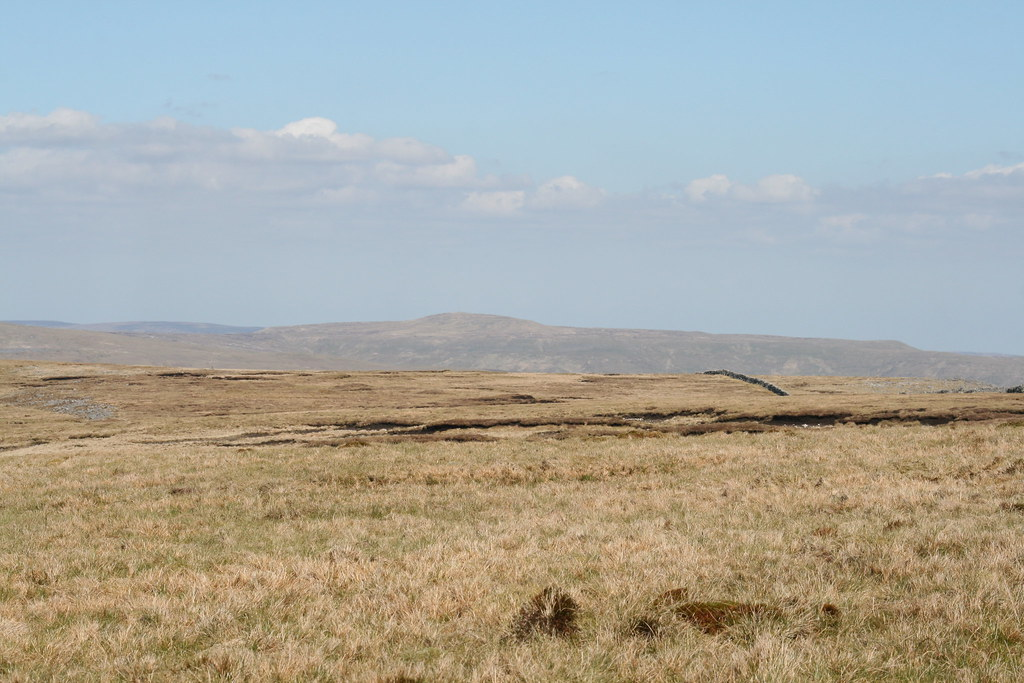 Great Shunner Fell from Baugh Fell