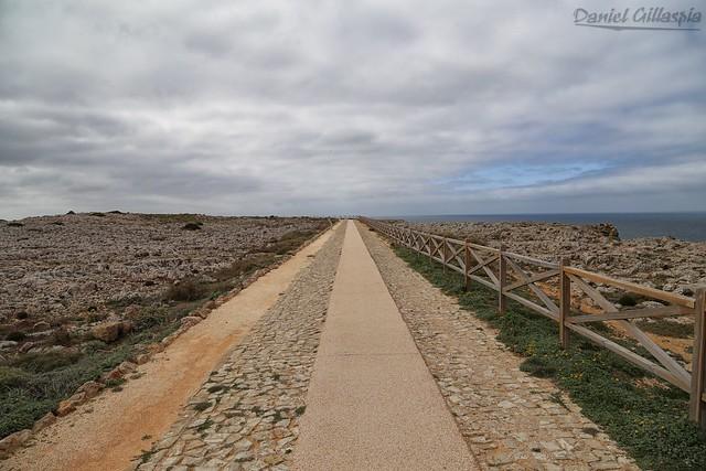 Algarve Portugal Fortaleza de Sagres