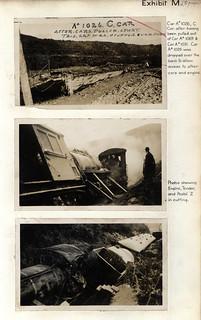 Ōngarue Rail Accident, 6 July 1923