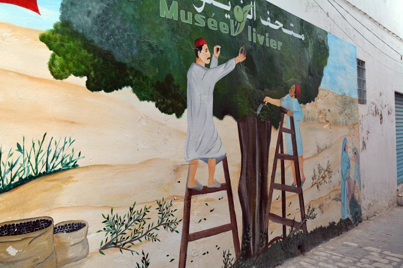 Olive Museum, Sousse, Tunisia