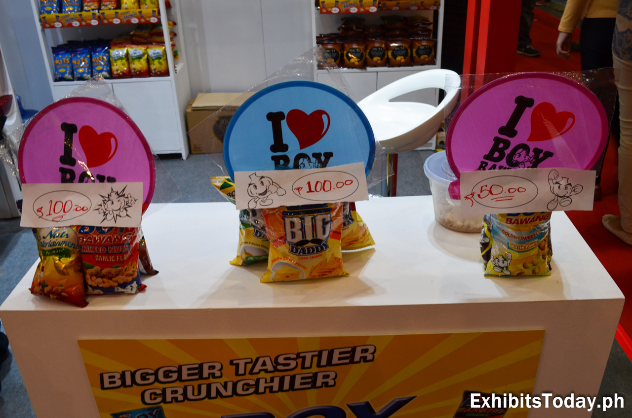 Boy Bawang Snacks Promo Sale