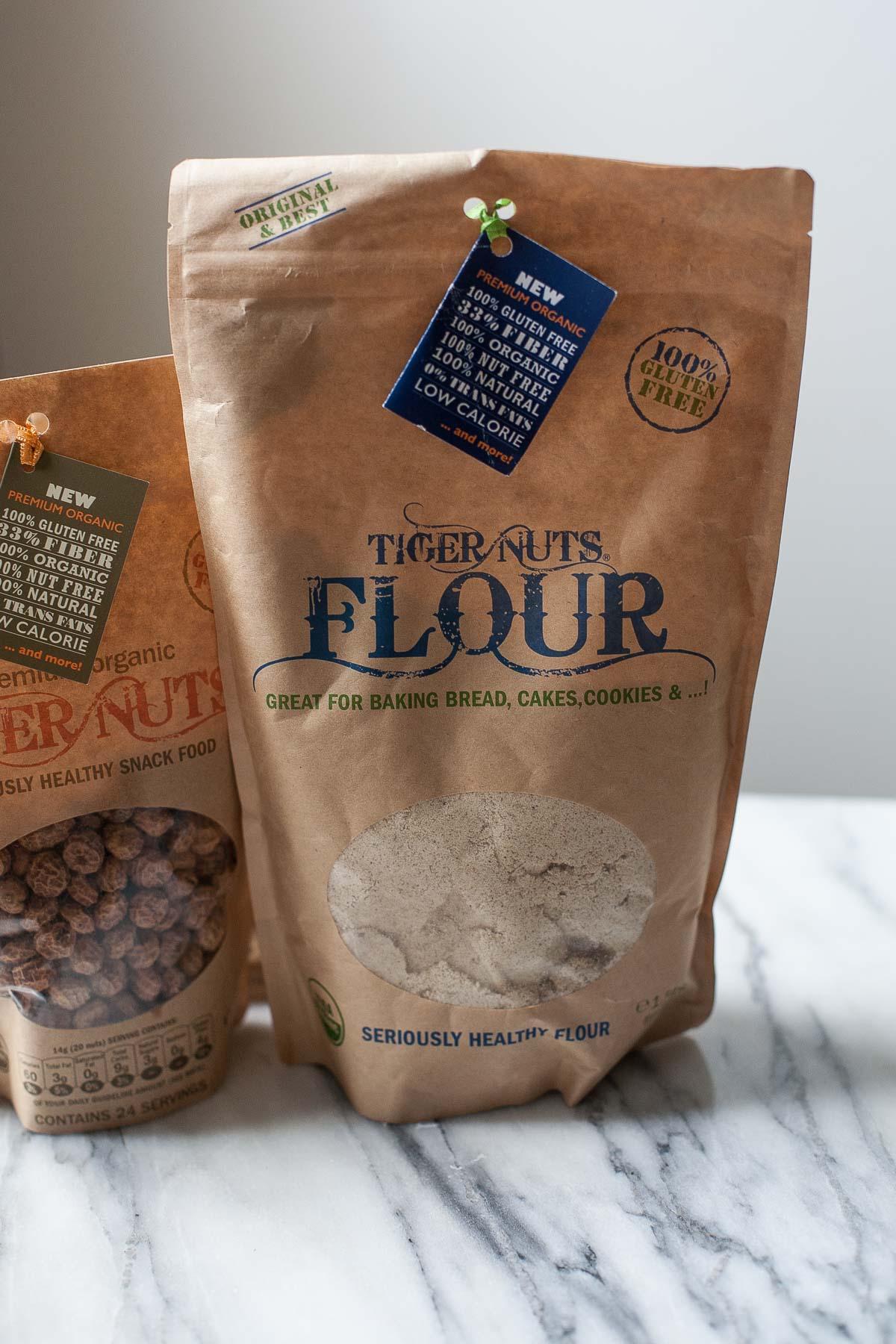 Tiger Nut Flour (Paleo) | acalculatedwhisk.com