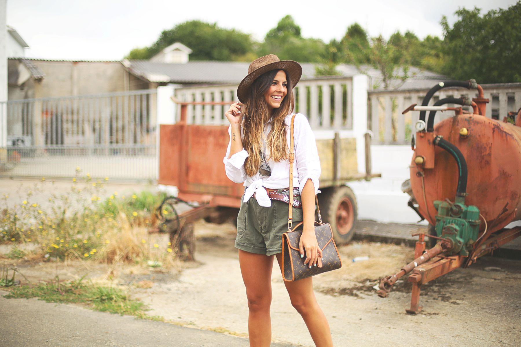 Safari Style Outfit
