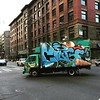 Box truck with extra #graffiti