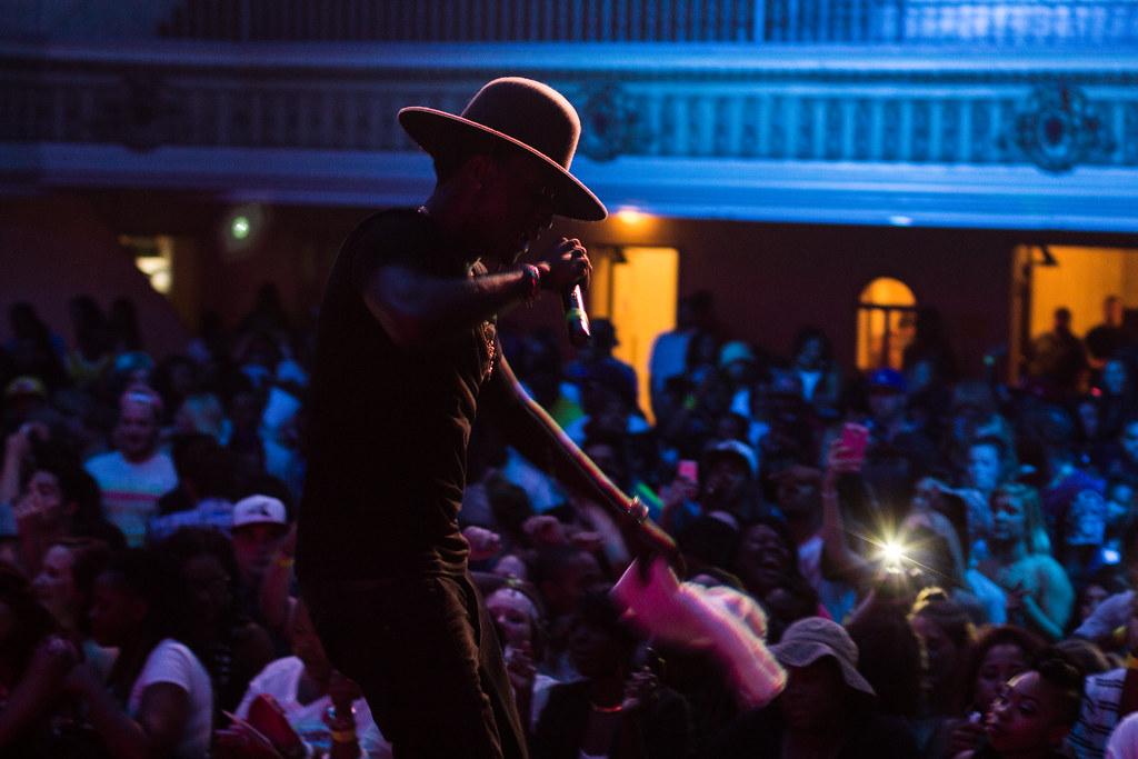 K Camp at Sokol Auditorium | July 8, 2015
