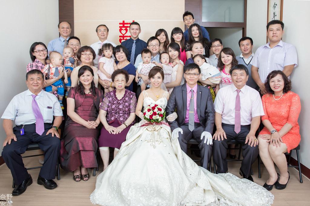 婚禮攝影-高雄-展誠&鳳綿-結婚午宴 X 北嶺活動中心 (48)
