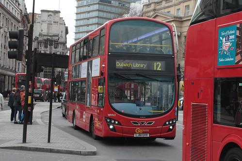 London Central WHV2 LJ61GVX