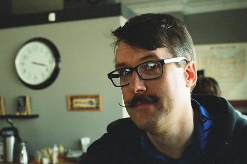 Coffeeshop Portrait