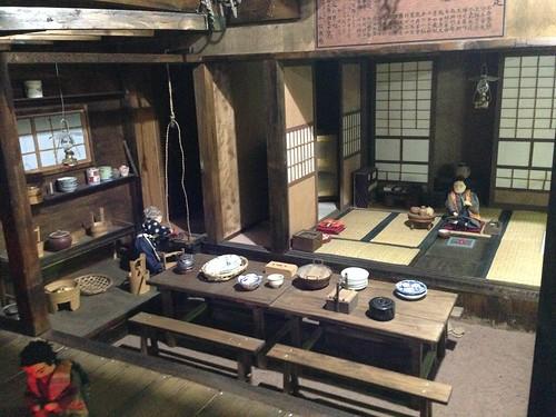 rishiri-island-local-history-museum-inside-of-banya