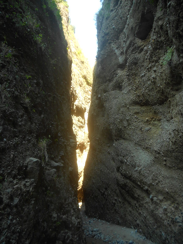 canyon, valli cupe, Sersale