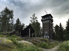Kirkkovuori observation tower